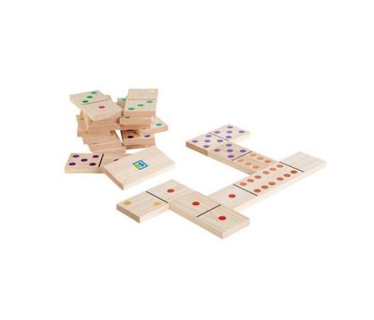 #JEU GEANT Les dominos