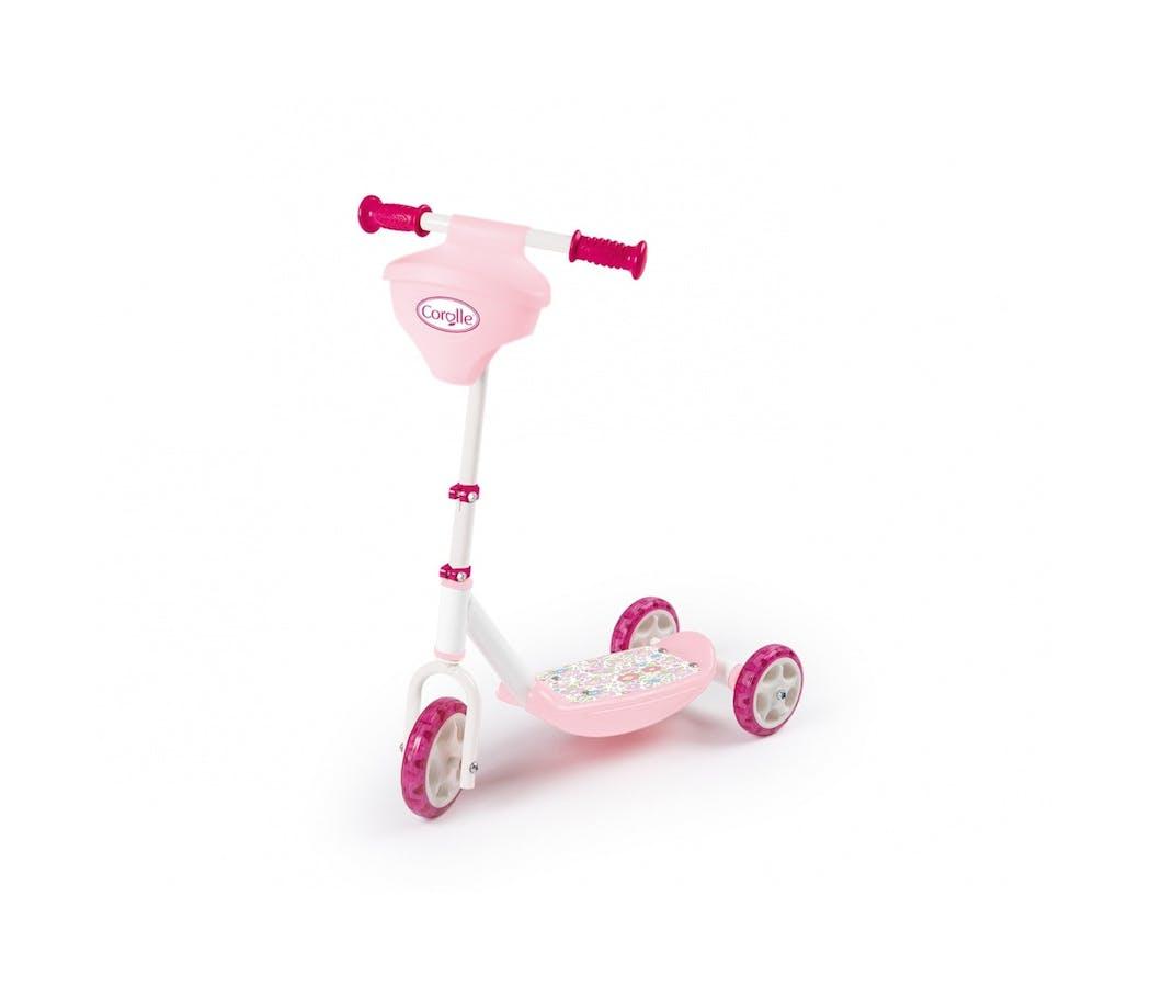 La patinette Corolle x Smoby