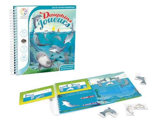 #RÉFLEXION Les dauphins joueurs