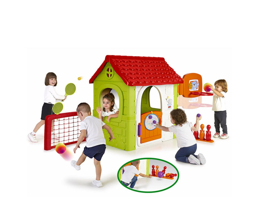 La maison multi-activités