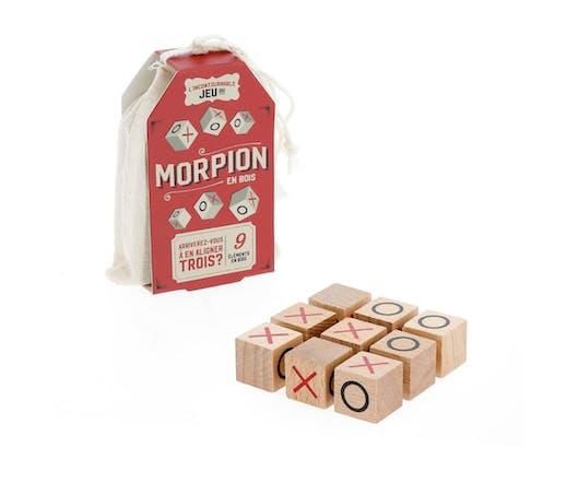 L'incontournable jeu du Morpion