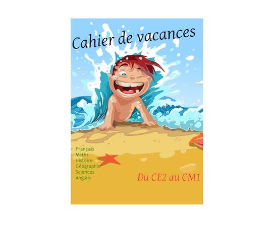 Les cahiers de vacances téléchargeables des Editions Rosace