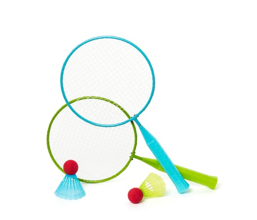 Le mini-set de badminton Energybul