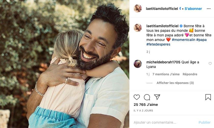 Laetitia Milot : ceux qu'elle aime