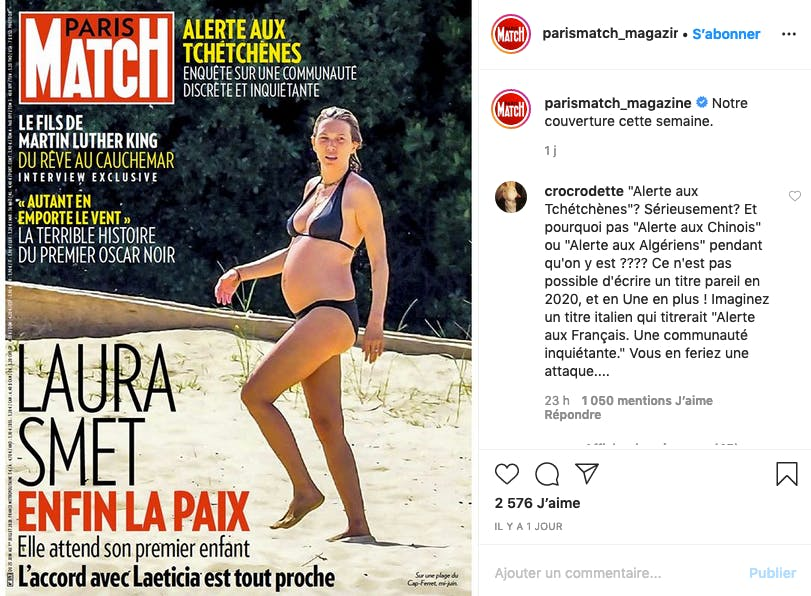 Laura Smet : grossesse officialisée !