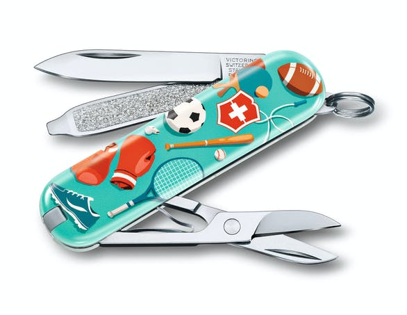 Couteau suisse de poche