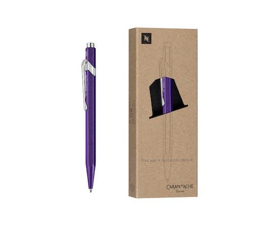 Le stylo Caran d'Ache x Nespresso