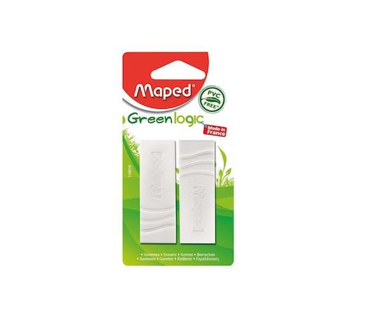 La gomme Greenlogic