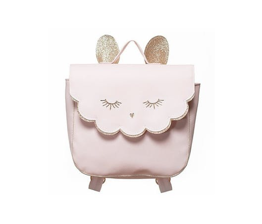 "Cartable lapin ""So cute"""
