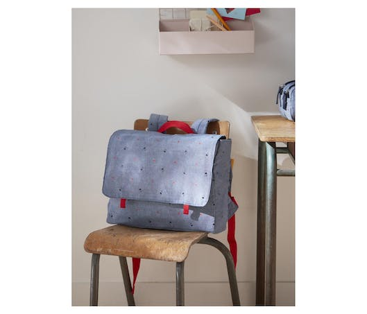 Cartable Chambray