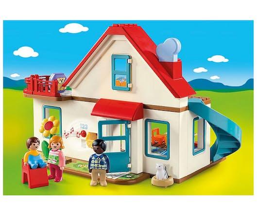 La maison familiale - Playmobil 1.2.3
