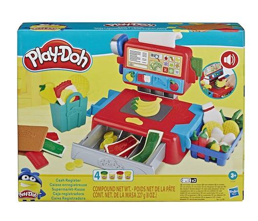 La caisse enregistreuse Play-Doh
