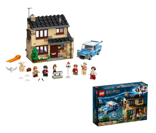 4 Privet Drive - LEGO® Harry Potter