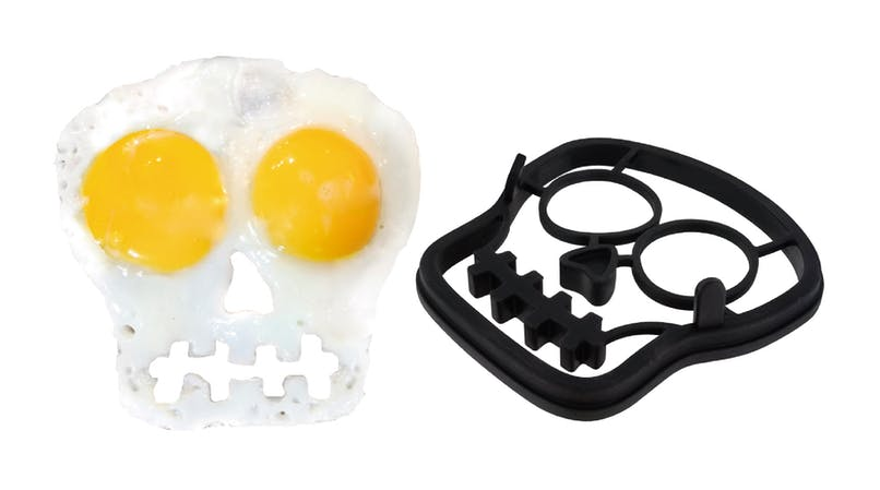 Moule à œufs au plat Halloween