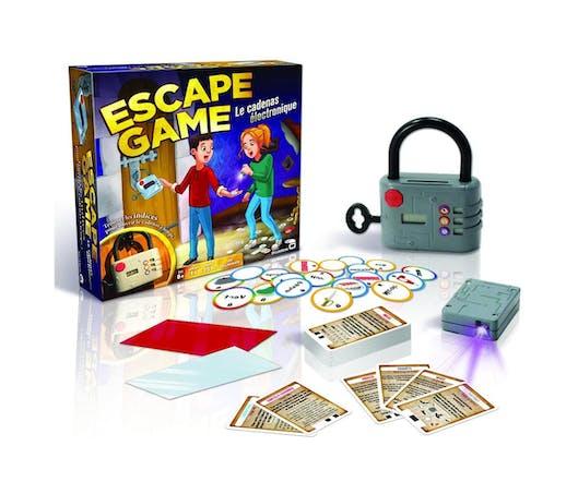 Escape game - le cadenas électronique