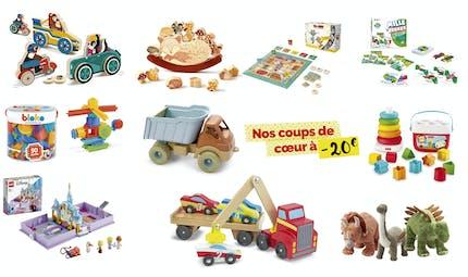 Noël 2020 : notre top des jouets à moins de 20 €