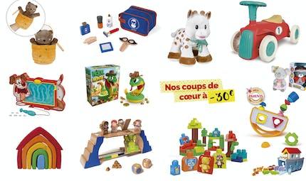 Noël 2020 : notre top des jouets à moins de 30 €