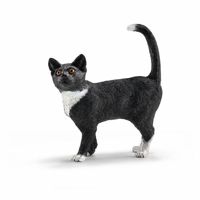 Figurine chat noir SCHLEICH