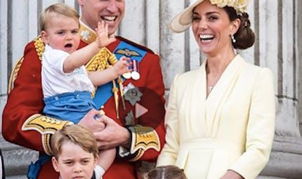 Le prince William ne souhaite pas de quatrième enfant