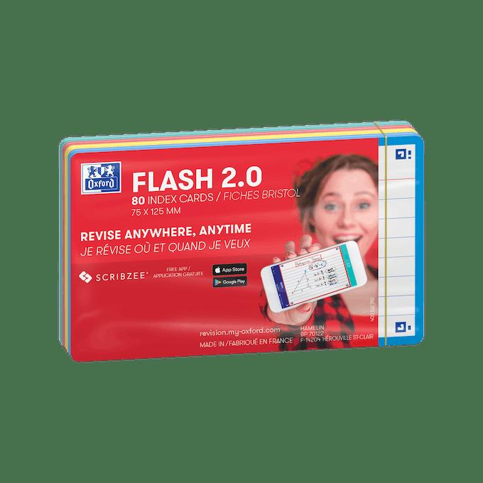 paquet de cartes Flash 2.0