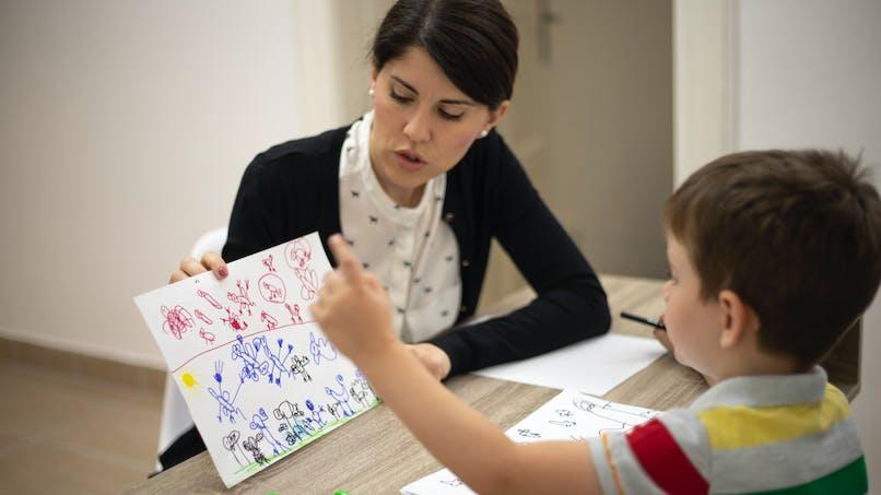 Dès 4 ans, les enfants associent davantage le pouvoir au masculin qu'au féminin