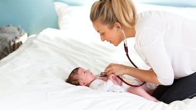 bébé bronchiolite