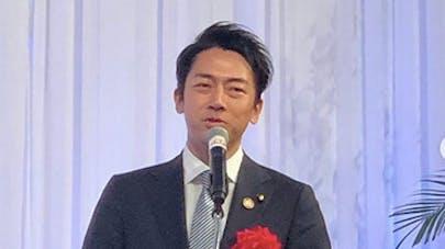 Japon : un ministre en congé paternité