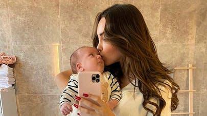 Nabilla : sa jolie déclaration d'amour à son fils Milann