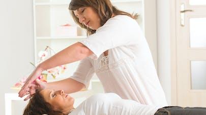 reiki ou hypnose pour être enceinte, methode alternative