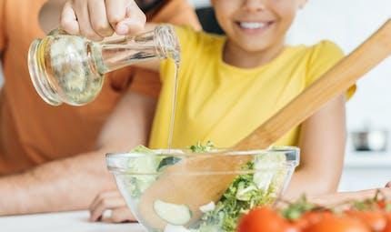Les matières grasses c'est bon pour les enfants!