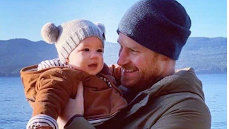 Le prince Harry a rejoint Meghan et Archie au Canada