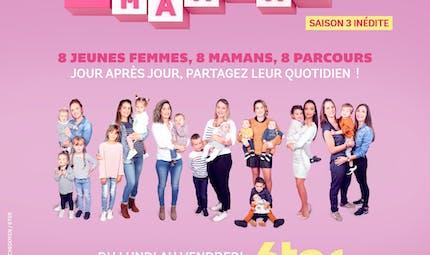 """Série """"Les Mamans"""" sur 6ter : Angelica visite son futur salon d'esthétique"""