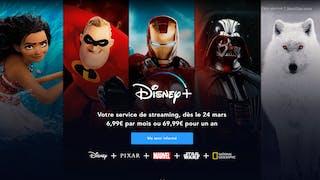 Disney+  : le nouveau service de streaming préféré des familles en 2020 ?
