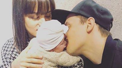 Alizée : elle poste une photo pour les 2 mois de sa fille