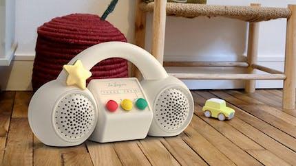 Le Gazou : un nouveau poste audio intuitif et ludique pour les jeunes enfants