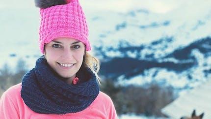 Laëtitia Milot : adorable vidéo de sa petite Lyana à la neige