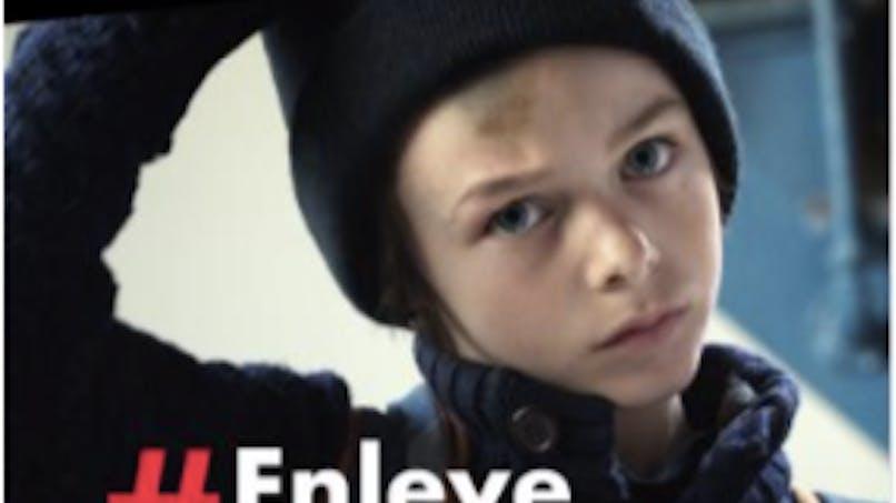 Violences faites aux enfants : Enfance et Partage lance la campagne #EnleveTonBonnet