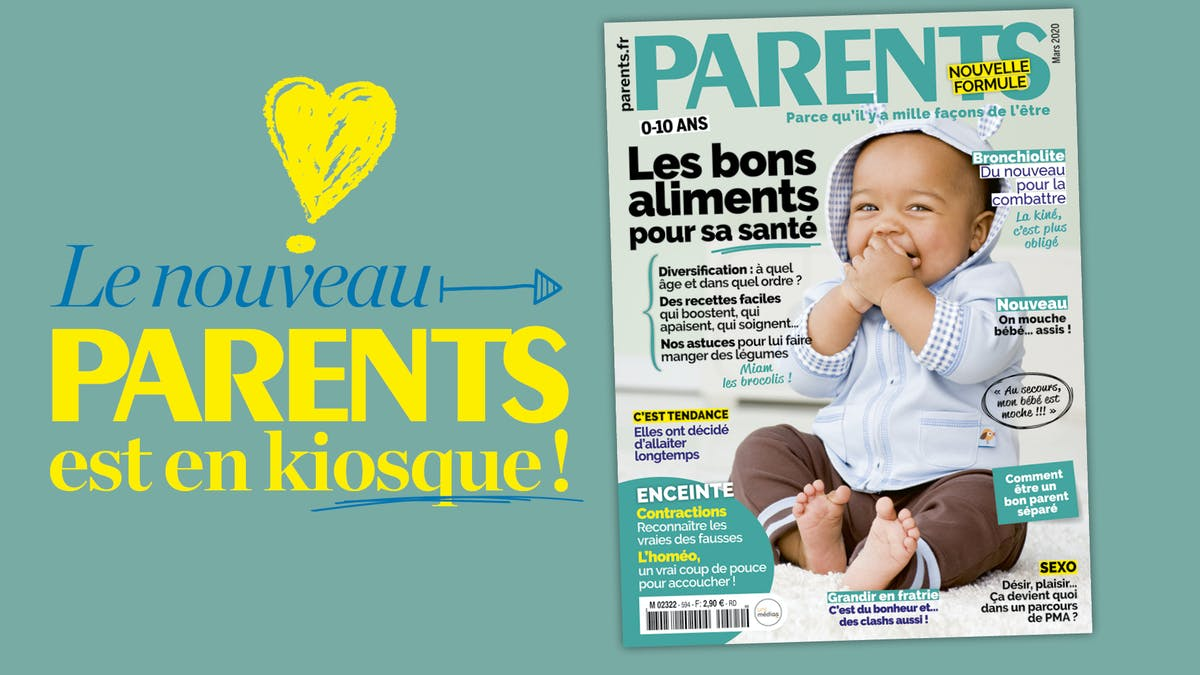 magazine Parents