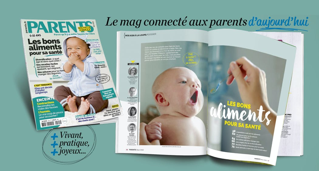 Nouveau mag Parents mars 2020