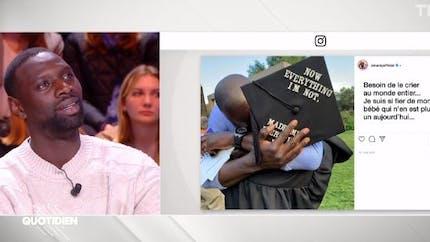 Père de cinq enfants, Omar Sy se confie sur son rôle de papa