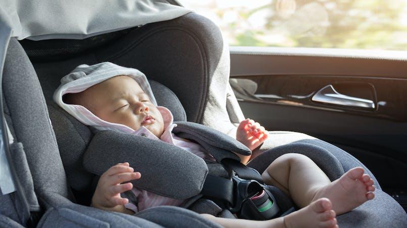 Bruit blanc pour endormir bébé : pour éviter l'usage de la voiture, Nissan publie une playlist