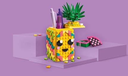 LEGO® DOTS, les nouveaux kits de loisirs créatifs de LEGO