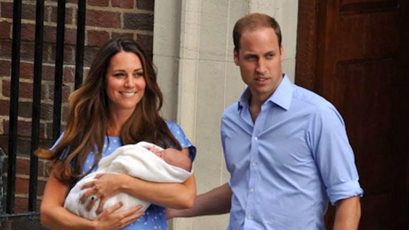 Kate Middleton paniquée lorsqu'il a fallu installer George dans un siège-auto pour la première fois
