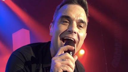 Robbie Williams papa : découvrez le prénom de son bébé