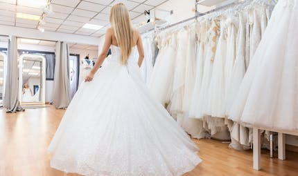 Mariage : mariez-vous en robe Disney !