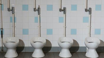 toilettes d'école