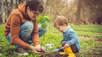 La connexion à la nature rendrait les enfants plus heureux, selon une étude