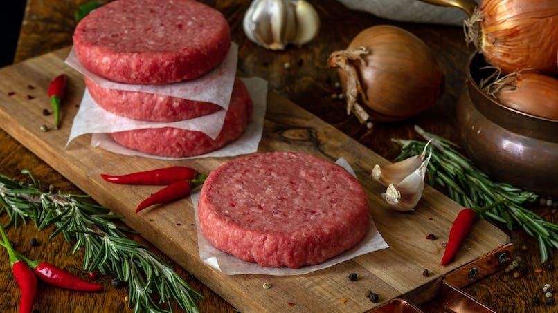 Voici les pires steaks hachés de supermarchés selon 60 millions de consommateurs