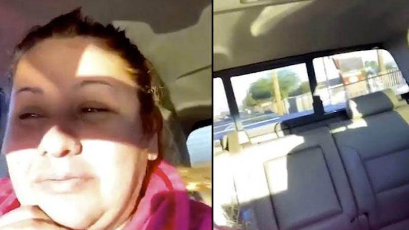 La vidéo hilarante d'une maman qui part à l'école en oubliant ses enfants à la maison !