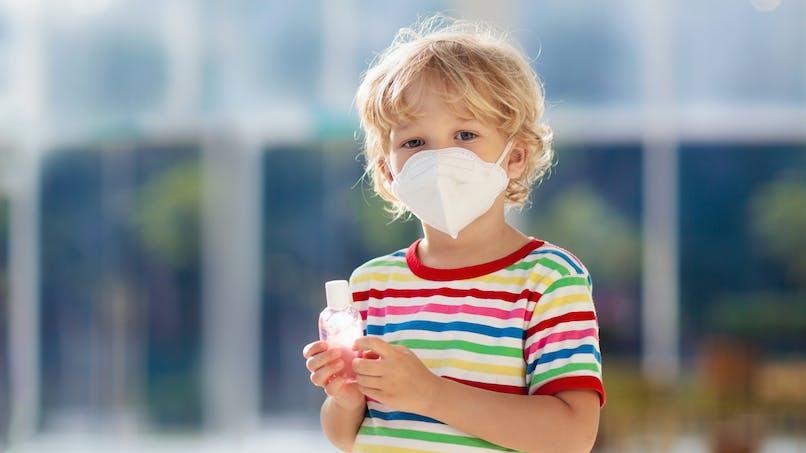 Coronavirus : les villes et régions où l'on recense des enfants contaminés